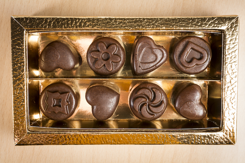 Box of Chocolates 8 pcs